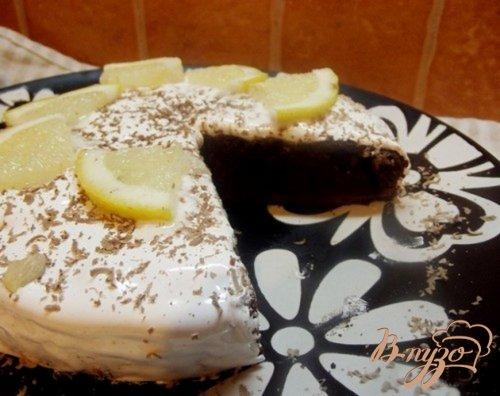 Английский лимонный пирог