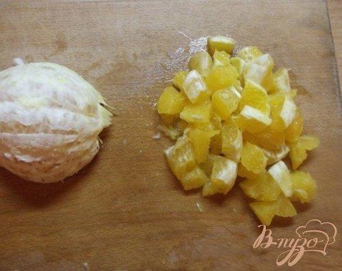 Зразы из картофеля с апельсином