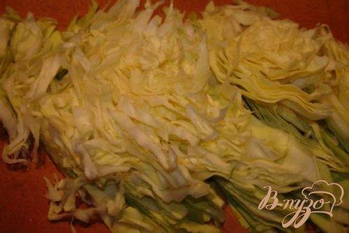 Оладушки из молодой капусты