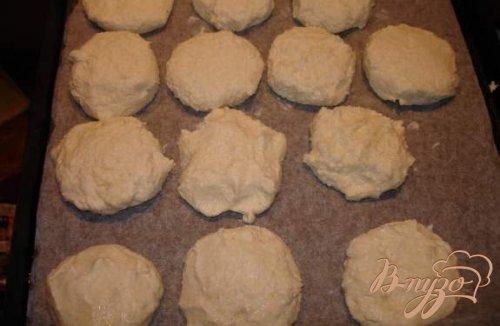 Печеные сырники с шоколадом