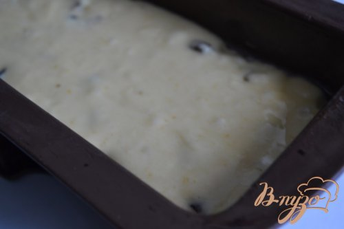 Имбирный кекс с сухофруктами