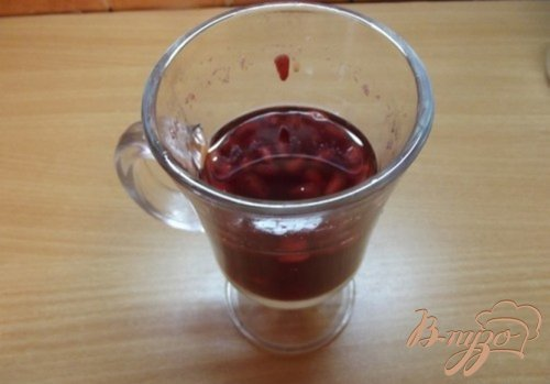 Блинчики в ягодном сиропе