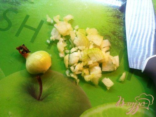 Дип из печени трески и авокадо