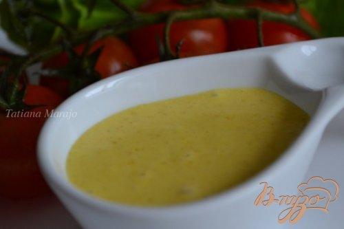 Салатный соус карри