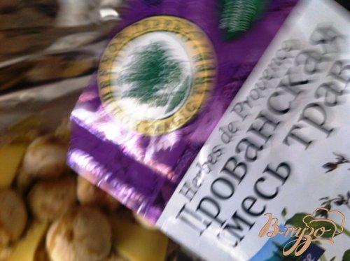 Медальоны из говядины, запеченные с шампиньонами и сыром