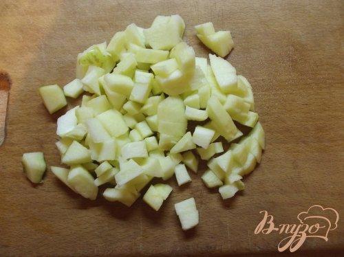 Яблочное повидло с мармеладом