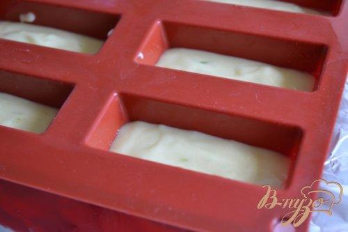 Лаймовые бисквиты