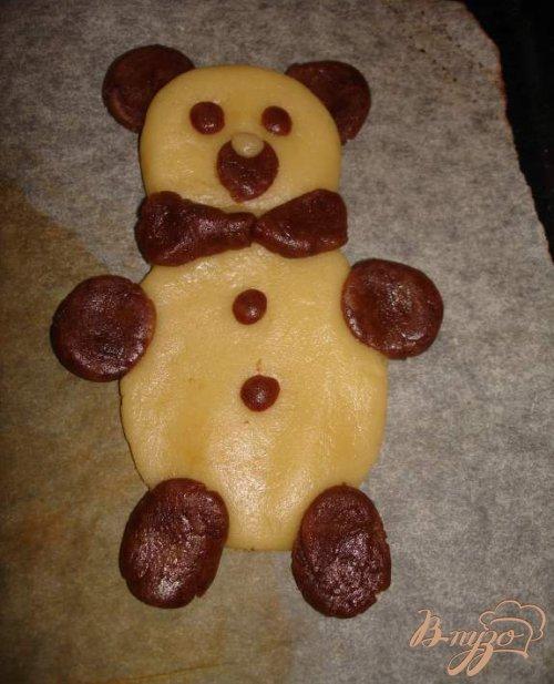"""Печенье """" Маша и медведь"""""""