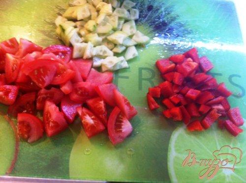 Овошной mix