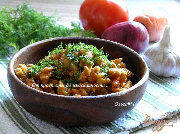 фото рецепта: Индейка карри