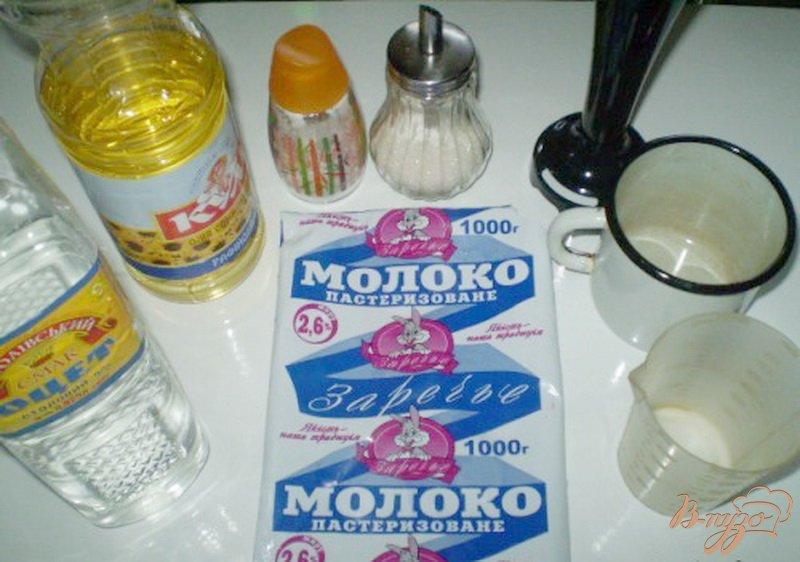 Фото приготовление рецепта: Майонез на магазинном молоке шаг №1