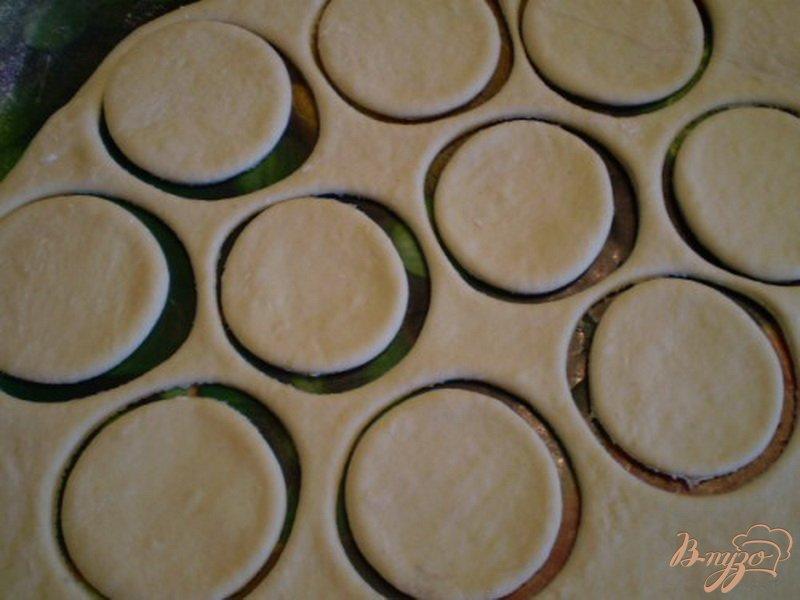 Фото приготовление рецепта: Пельмени (курица) шаг №4