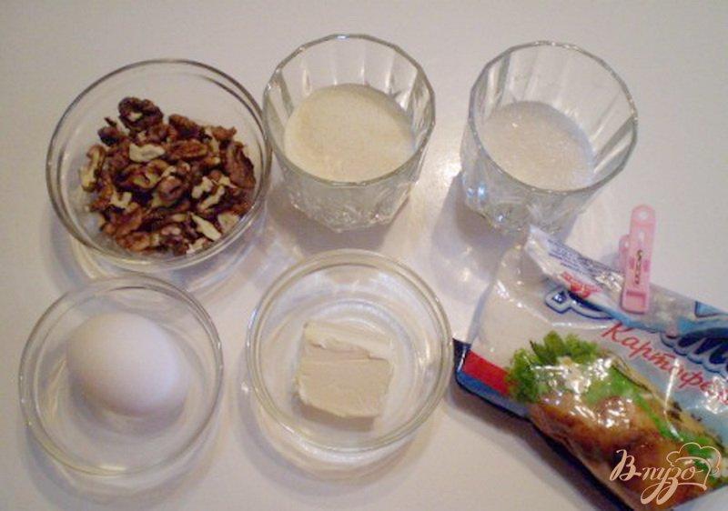 Фото приготовление рецепта: Печенье без муки шаг №1