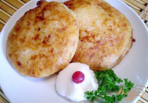 Рецепт Рыбные котлеты из пангасиуса