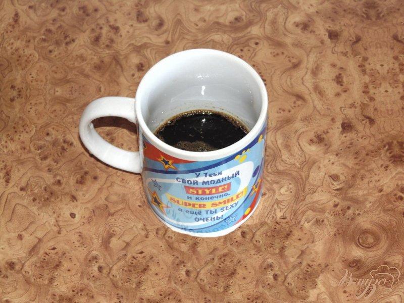 Фото приготовление рецепта: Кофейный коктейль шаг №2