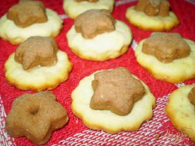 Фото приготовление рецепта: Печенье шаг №6