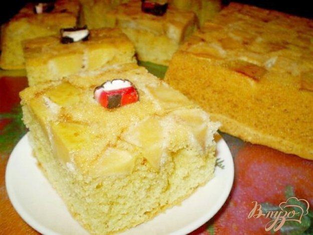 Рецепт Пирог с айвой