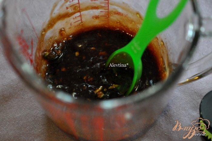Фото приготовление рецепта: Говядина с соевой глазурью шаг №1
