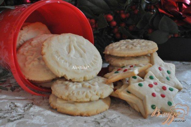 фото рецепта: Печенье ванильное