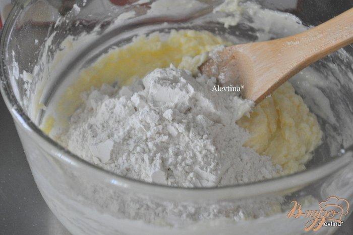 Фото приготовление рецепта: Печенье ванильное шаг №1