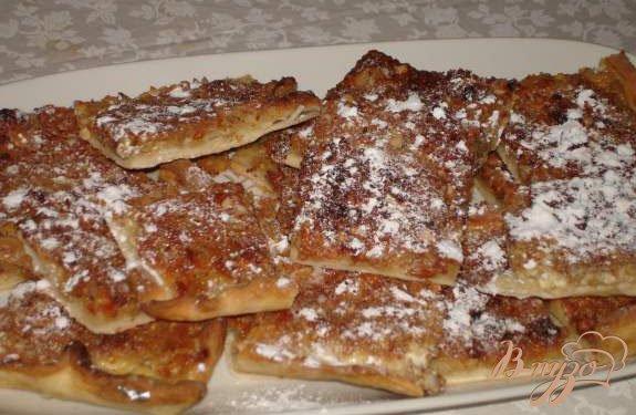 Рецепт Миндально-ореховые коврижки