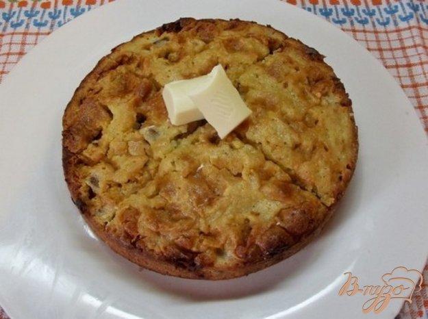 Рецепт Грушевый пирог с белым шоколадом