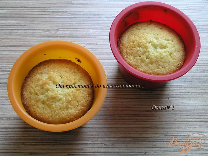Фото приготовление рецепта: Пудинг с клементинами шаг №5