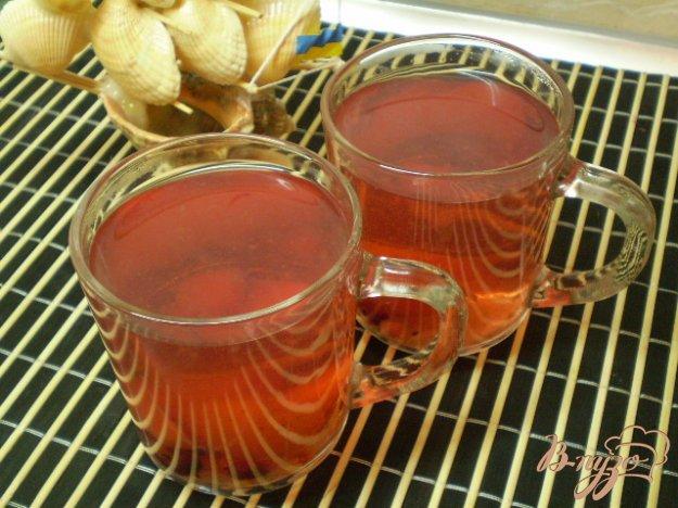 Рецепт Ягодно-фруктовый компот с шиповником