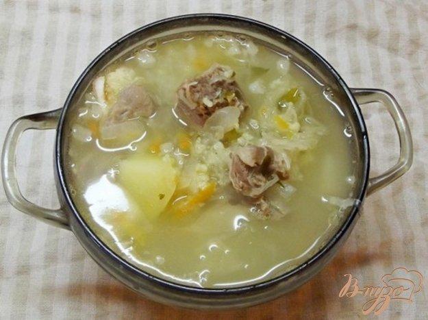 Рецепт Козацкий суп