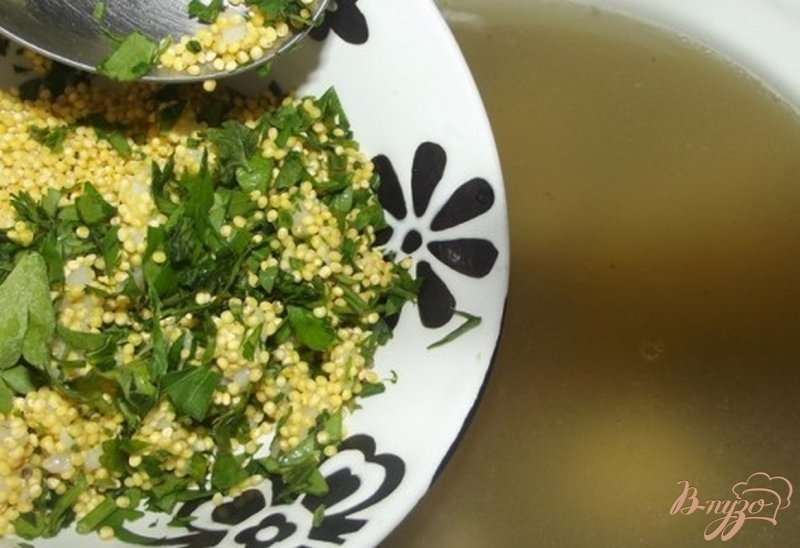 Фото приготовление рецепта: Козацкий суп шаг №9