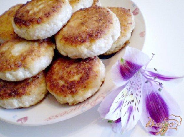 Рецепт Сырники с грецкими орехами и апельсиновой цедрой