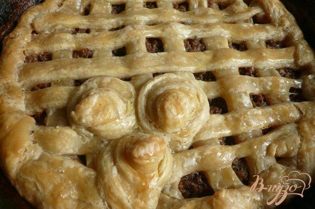 Рецепт Пирог с мясным фаршем