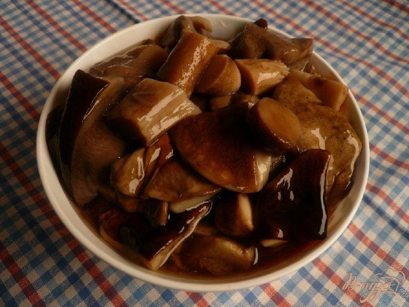 Фото приготовление рецепта: Суп-пюре из грибов и картофеля шаг №3