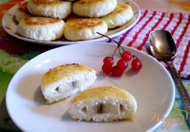 Рецепт Сырники с бананом