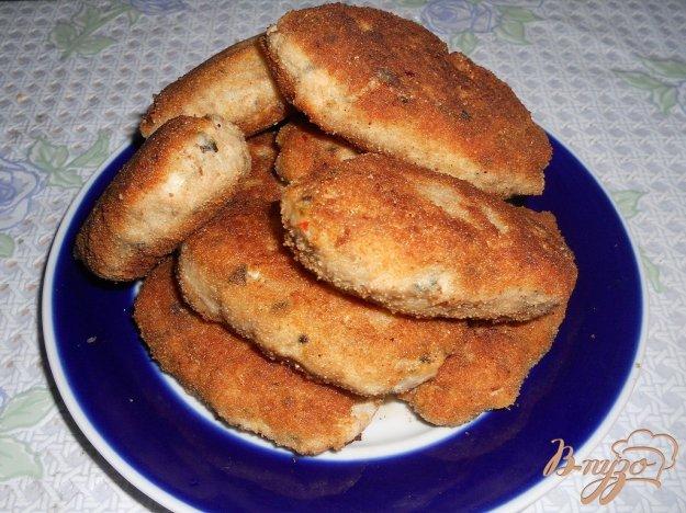 Рецепт Котлеты из горбуши