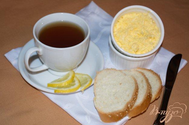 Рецепт Яичное масло для завтрака
