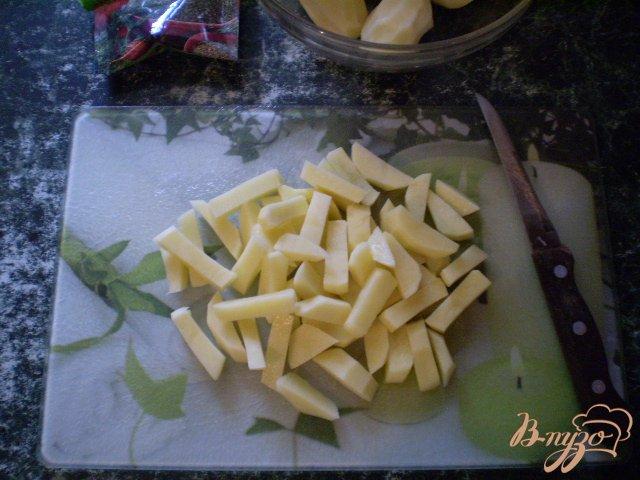 Фото приготовление рецепта: Фасолевый суп шаг №5