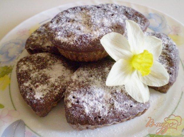 Рецепт Шоколадные кексы с тыквой