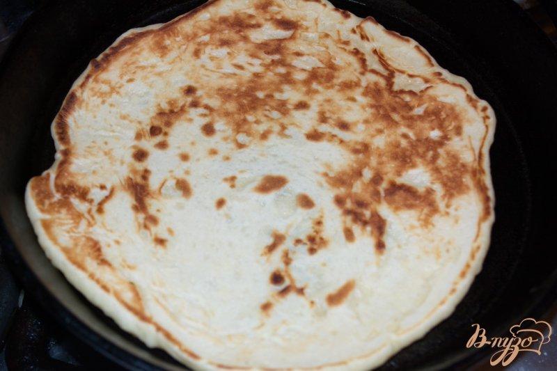 Фото приготовление рецепта: Сметанные булочки шаг №7
