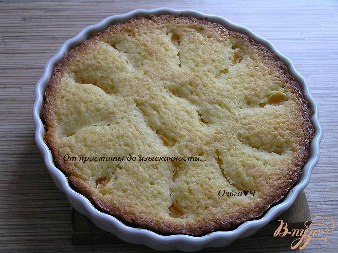 Фото приготовление рецепта: Пирог с мандаринами шаг №5