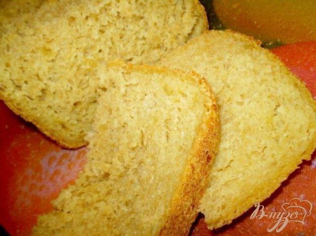 фото рецепта: Хлеб с пшеничными отрубями и жареным луком