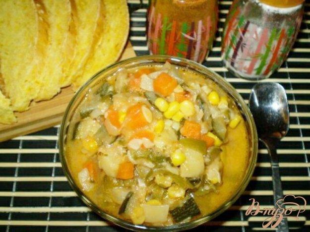 фото рецепта: Цукини с овощами