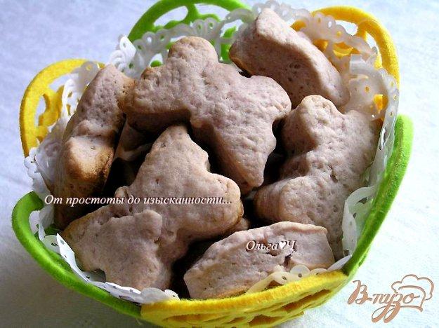 Рецепт Вишневое печенье