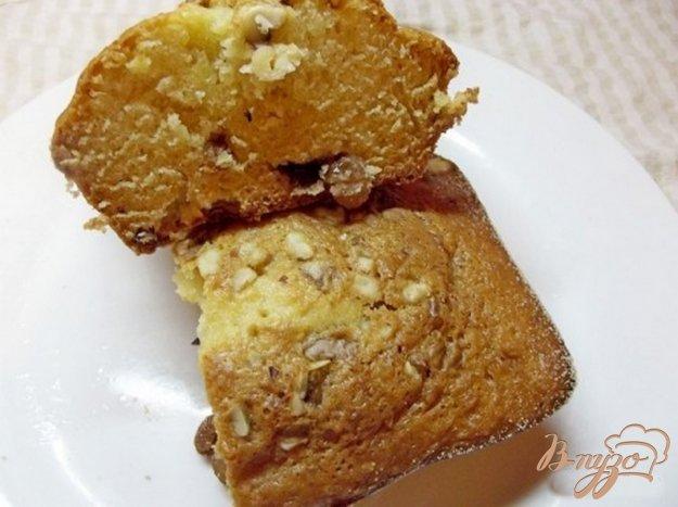 Рецепт Плотный яичный кекс с сухофруктами
