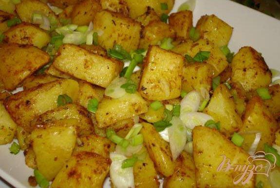 фото рецепта: Рождественский картофель от Гордона Рамзи