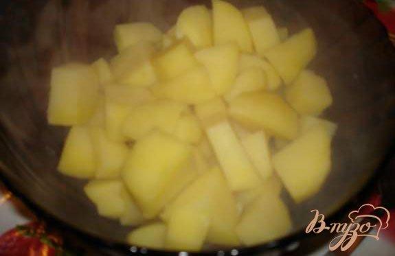 Фото приготовление рецепта: Рождественский картофель от Гордона Рамзи шаг №1
