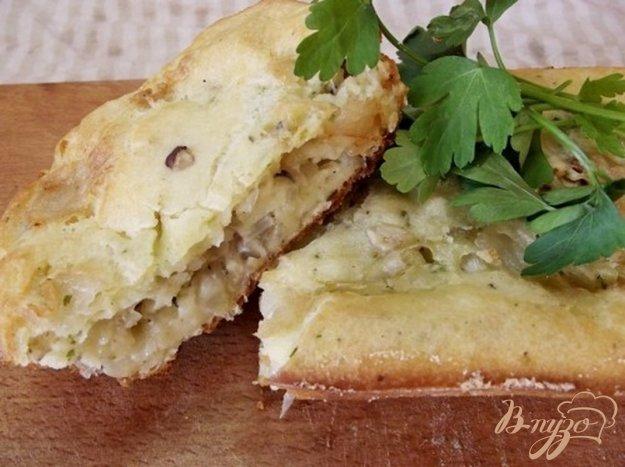 фото рецепта: Сочный луковый пирог