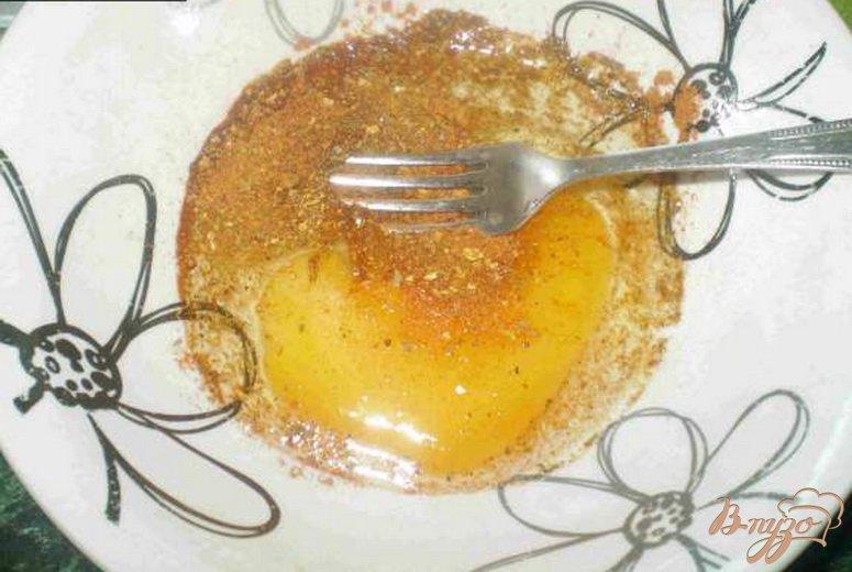 Фото приготовление рецепта: Картофель под морковным соусом шаг №1