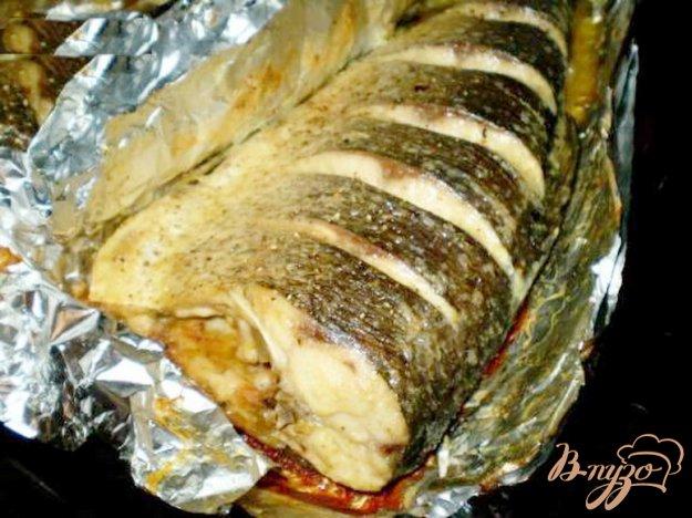 Рецепт Маринованная рыба запеченная в фольге