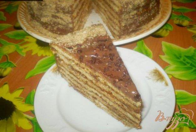 Рецепт Венгерский Добош (вариант)